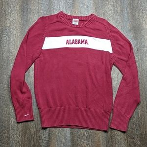 Nike Alabama Crew Neck Sweater Knit Pull Over UA